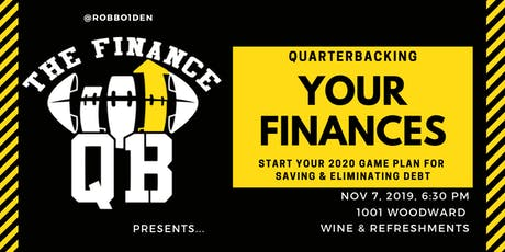 Quarterbacking Your Finances  for 2020 tickets