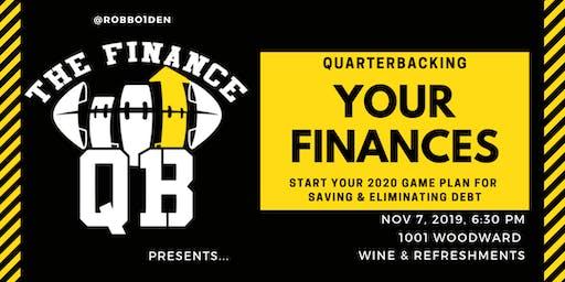 Quarterbacking your finances for 2020
