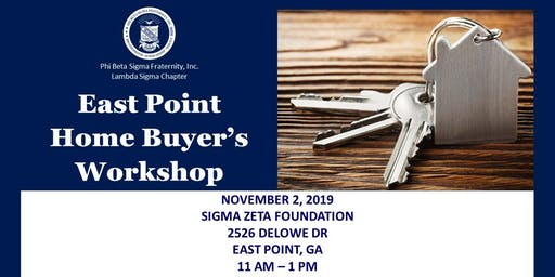 East Point Homebuyer's Workshop