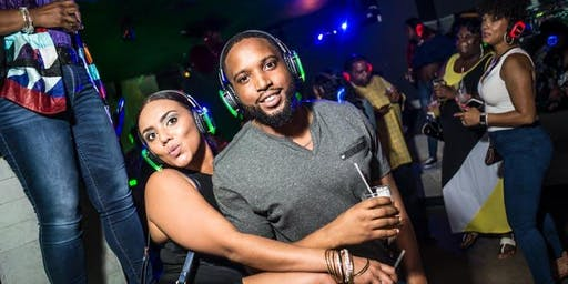 """Urban Fêtes presents: SILENT PARTY MILWAUKEE """"Battle of the Sexes"""""""