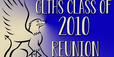 GLTHS Class of 2010 Reunion tickets