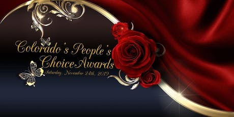 Colorado's People's Choice Awards tickets