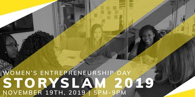 Women's Entrepreneurship Day StorySlam