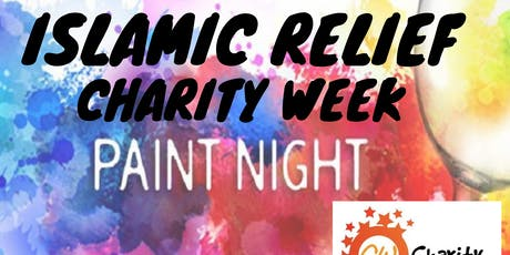 Charity Week Fundraiser - Paint Night tickets