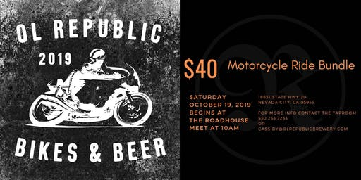 Ol' Republic's Bikes and Beer Show