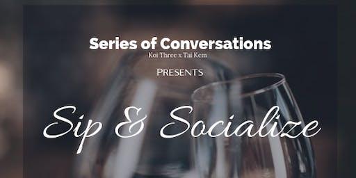 Sip & Socialize