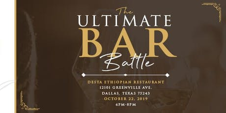 The Ultimate Bar Battle ft. Bilquis Wine tickets