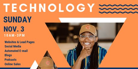 Technology Workshop Presented by Small Time Technical tickets
