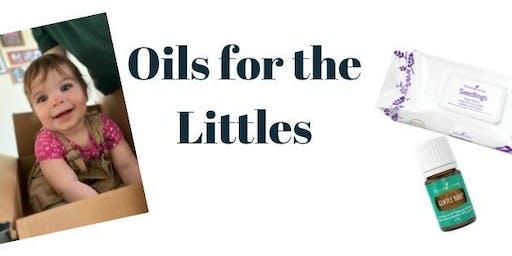 Oils for the Littles