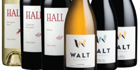 Walt & Hall Vineyards Wine & Food Tasting Event tickets