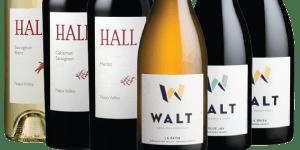 Walt & Hall Vineyards Wine & Food Tasting Event