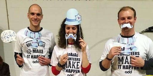 Volunteer for Hot Cider Hustle and Children's Hunger Alliance - 11/2/19