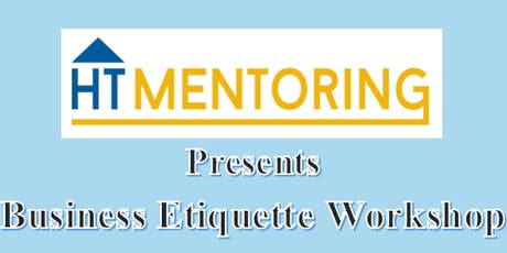 Business Etiquette Workshop tickets