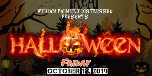 WMPR X DISTRESSED HALLOWEEN EVENT