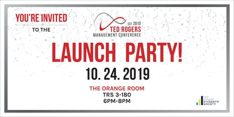 TRMC Launch Party tickets