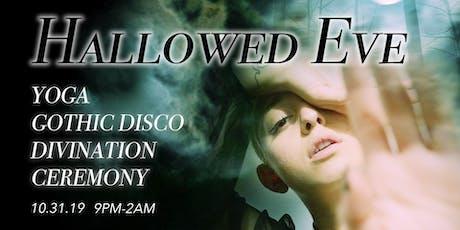 Hallowed Eve tickets