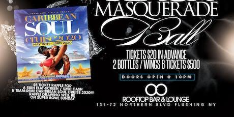 All Black Masquerade Event  Tickets