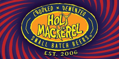 Holy Mackeral Beer Dinner tickets