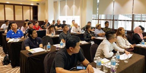 Intensive Financial Markets Masterclass Seminar - Johor Bahru
