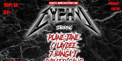 THE CYPHY + PLANE JANE ALBUM LISTENING PARTY + 7 BANGA  J VIDEO RELEASE