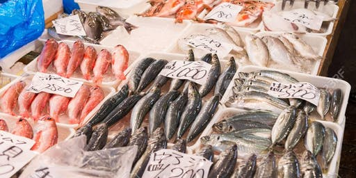 Tour and Lunch - Wholesale Seafood Market