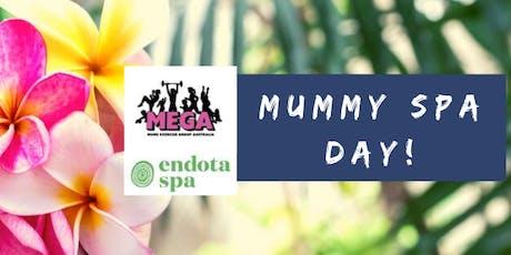 MEGA Spa Day tickets