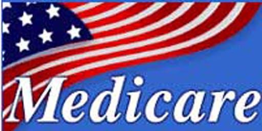 2020 Medicare Seminar@Cupertino De Anza College - Sat@2pm