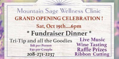 Wellness Clinic Grand Opening