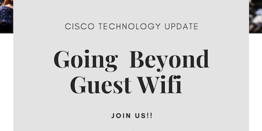 CISCO: Going Beyond Guest WiFi