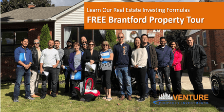 Brantford Region Property Tour - Nov 2, 2019 tickets