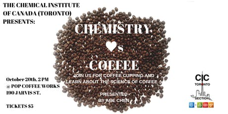Chemistry ♥s Coffee tickets