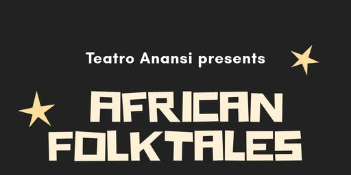 African Folktales at 1st Saturday Shopping