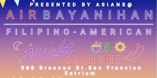 AirBayanihan: The Filipino Night Market  @Airbnb