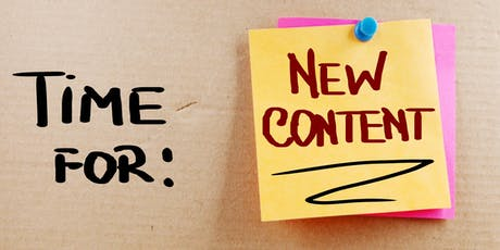 An Introduction To Content Marketing tickets