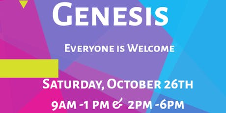 Genesis: Small Business Expo tickets