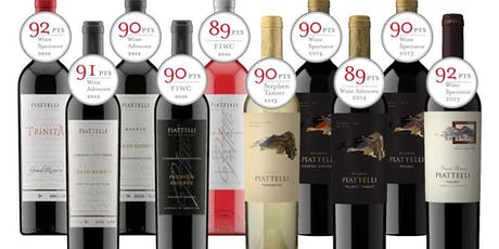 Piattelli Wine & Food Pairing tickets