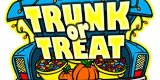 Hallelujah Palooza and Trunk or Treat