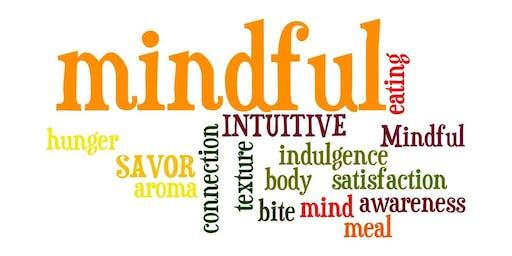 Mindful Eating Series with Kristina Hess & Dana Ciafone