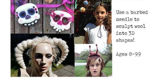 Design A Costume Mask or Headpiece
