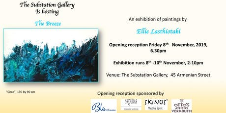 The Breeze, An Art Exhibition by Ellie  tickets
