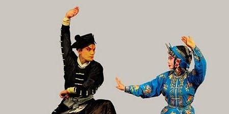 Initiation à l'opéra de Pékin par danse et arts martiaux
