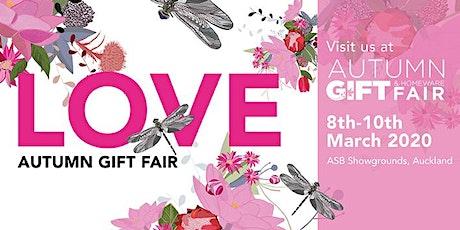 Autumn Gift Fair tickets