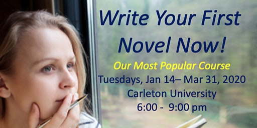Write Your First Novel Now!