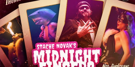 Stache Novak's Midnight Fingers tickets