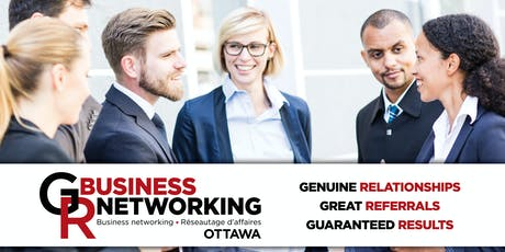 Ottawa Business Networking Bells Corners Guest Day tickets