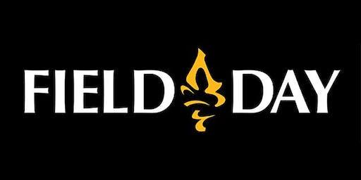 Field Day @ Cafe Colonial - Sacramento