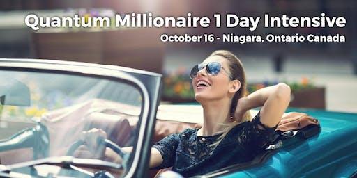 Quantum Millionaire 1 Day Intensive with Tamara Arnold and Matthew Patti