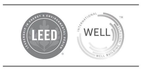 LEED+WELL: Développement durable, focaliser sur le bien être (Salon étudiant) billets