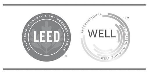 LEED+WELL: Développement durable, focaliser sur le bien être (Salon étudiant)