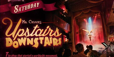 event image Mr Choade's Upstairs Downstairs